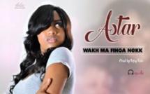 """La """"petite"""" Astar signe son Come-back avec un single dédié à sa défunte maman « Wakh Ma Fi Ngua Nekk »"""