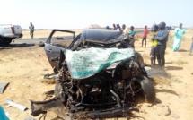 Axe Richard Toll-Ross Béthio: un accident fait 4 morts