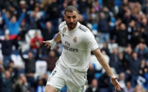 Karim Benzema offre la victoire au Réal Madrid avec un triplé