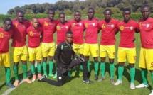 CAN U17: la CAF rejette le recours du Sénégal contre la Guinée