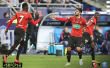 Ismail Sarr et Mbaye Niang, vainqueurs de la Coupe de France avec Rennes