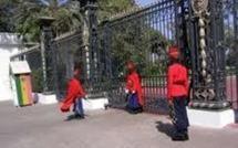 Des ex-rebelles tentent de forcer le passage au palais