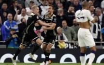 Demi-finale aller Ligue des champions: l'Ajax prend une bonne option sur la pelouse de Tottenham