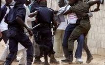 Navétane-Affrontements: Les policiers tirent sur deux jeunes et blessent une dizaine à Gédiawaye