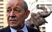 Libye: Le Drian justifie le soutien français à Haftar contre le terrorisme