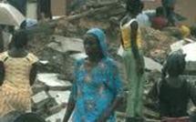 L'imam et son suppléant grièvement blessés dans l'effondrement  d'une mosquée