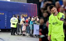 """Fait Insolite ! Lionel Messi oublié à Anfield après une """"Redsmontada"""""""