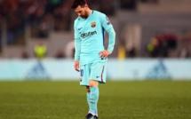 Lionel Messi attaqué par des supporters catalans à l'Aeroport