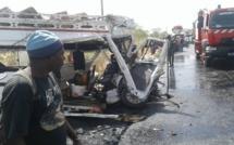 Nioro : le choc entre un minicar et un camion fait plus de 5 morts