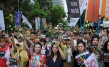 Homosexualité: le Parlement de Taïwan autorise le «mariage pour tous»