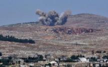 Syrie: la «journée la plus violente» depuis le début de l'offensive du régime