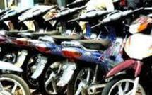 Thiès: Un conducteur de moto Jakarta a été tabassé par des chauffeurs de taxi