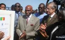 Inauguration de l'autoroute à péage : Wade pour un prolongement jusqu'à Thiès et Mbour