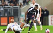 Bordeaux: Younouss Sankharé de retour à l'entrainement