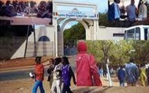 Lycée Limamoulaye de Guédiawaye : La lenteur des travaux provoque l'arrêt des cours