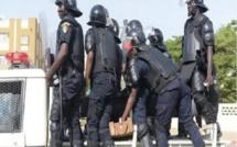 La police balance les chiffres de ses opérations en avril: 3698 personnes arrêtées, 1050 déférées
