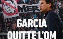 Rudi Garcia annonce son départ de l'OM