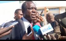 Vidéo - À sa sortie du tribunal, Thione accuse la gendarmerie et certains médias