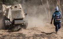 Casamance : Le déminage ne fait pas l'unanimité