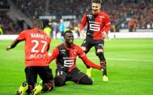 Face à Lille, Rennes termine sur une victoire grâce à un doublé de Mbaye Niang et un but de Ismaïla Sarr (3-1)
