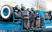 Rassemblement devant la 7TV: tout est rentré dans l'ordre... grâce à la gendarmerie