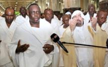 """Macky lance le dialogue national et s'envole pour la """"Umrah"""""""