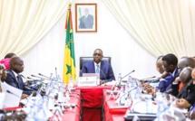 Conseil des ministres de ce mercredi 29 mai 2019: Macky se félicite de la réussite du Dialogue national