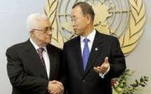 Les palestiniens prennent acte de l'échec de leur candidature à l'ONU
