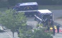 États-Unis: une fusillade fait 12 morts dans une station balnéaire de Virginie