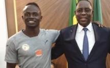 Macky Sall adresse un autre message à Sadio Mané: «il reste maintenant la Coupe d'Afrique»