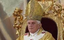 Le Pape Benoît XVI en terre béninoise