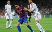 Ligue des champions : Milan-Barça à l'affiche, Chelsea en danger