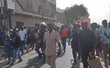 Le Sous-Prefet de Dakar au charbon Place de la Nation: «Il n'y aura rien»