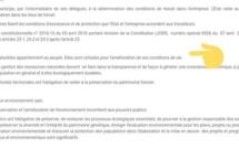 Sénégal: Selon l'article 25-1 de la Constitution, les ressources naturelles appartiennent au peuple