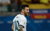 Copa America: mauvaise entrée de l'Argentine de Lionel Messi