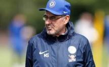 Chelsea : Sarri part pour la Juve (officiel)