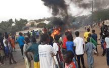 Vidéo - La situation empire à Mboro après la mort du jeune Yatma Diop