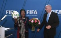 FIFA: la Sénégalaise Fatma Samoura va occuper la fonction commissaire déléguée auprès de la CAF (officiel)