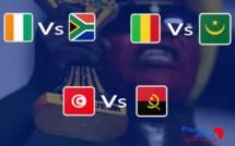 #CAN2019: Côte d'Ivoire, Angola, le novice Mauritanien... au programme de ce lundi