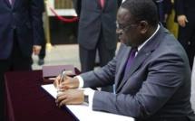HCCT: Macky a nommé deux nouveaux conseillers