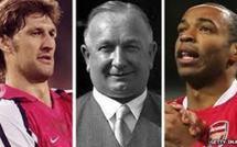 Foot-Arsenal : Des statues pour Chapman, Tony Adams et Thierry Henry
