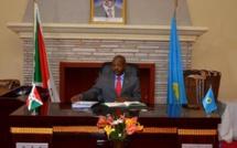 Burundi: l'élection présidentielle annoncée pour mai 2020