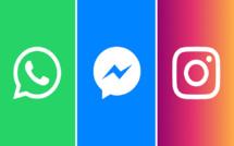 Facebook, Instagram et WhatsApp touchés par une panne de grande ampleur