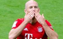 Arien Robben met fin à sa carrière professionnelle