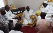 Abdoul Mbaye et Mamadou Lamine Diallo succède Macky à Touba et le vilipende auprès du Khalife
