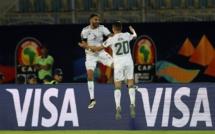 CAN 2019: L'Algérie surclasse la Guinée (3-0) et se hisse en quart de finale