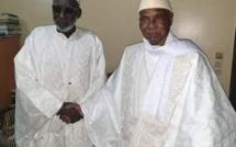 Abdoulaye Wade s'engage à reconstruire la Grande mosquée Omarienne