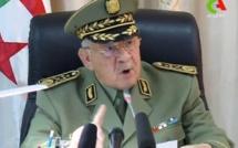 Algérie: le ton ferme du chef d'état-major à l'égard des manifestants