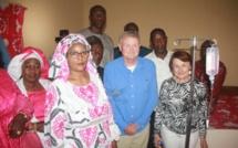 Gorgui Sy Dieng équipe le centre de santé de Yeumbeul