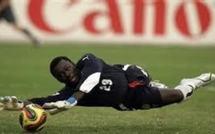 Bouna Coundoul, le portier de l'équipe nationale sénégalaise n'a plus de club